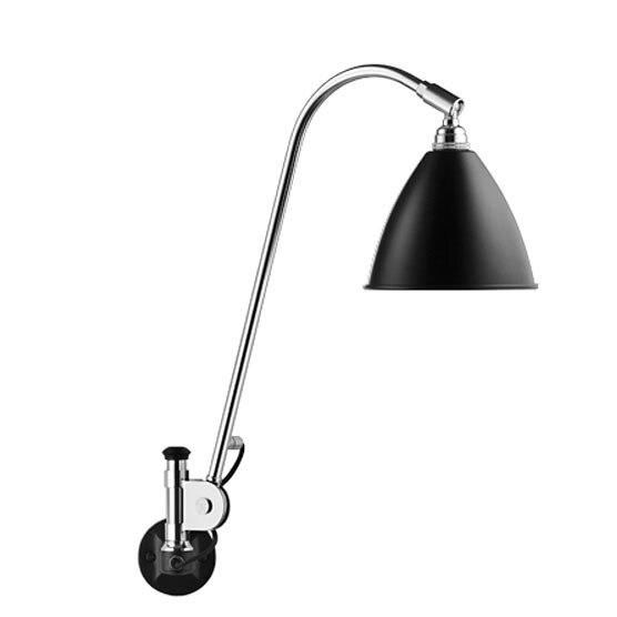 Style européen Designer Réplique BL6 Mur Lampe Lumière, En Acier Inoxydable chambre Salon salle de Lecture Ccorridor éclairage à la maison