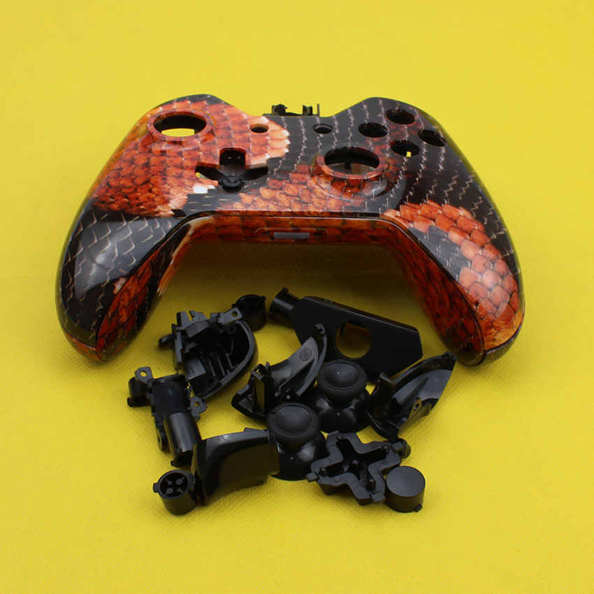 Cltgxdd For Xbox One Game Controller Shell Case Housing
