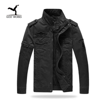Military Jacket Men Military Style Jackets For Men Mens Army Jackets And Coats Chaqueta Hombre Veste