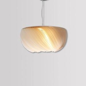 Image 2 - Bắc Âu Hiện Đại LED Sáng Tạo Nhôm Mặt Dây Chuyền Ánh Sáng Vải Dù Deco Mặt Dây Chuyền Đèn Chiếu Sáng Phòng Sinh Hoạt LED Treo Đèn LED