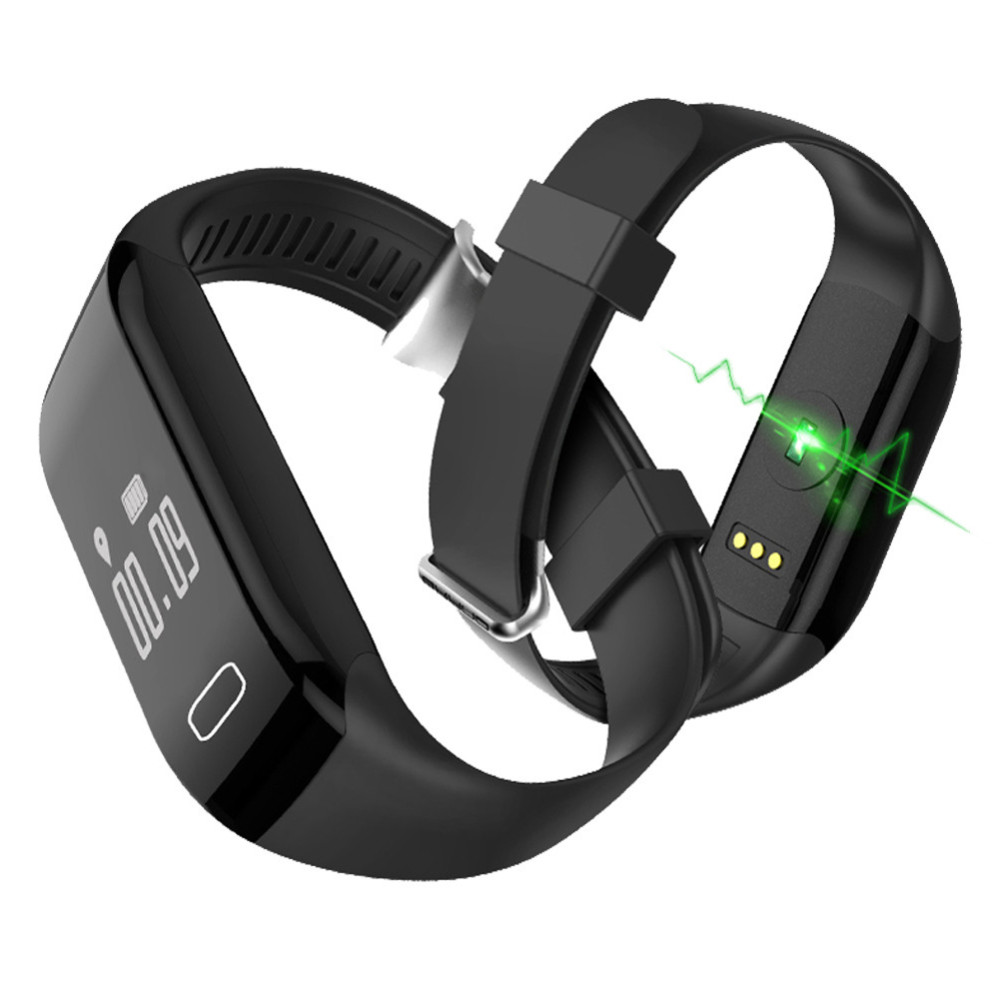 ФОТО New H3 Smart Band Heart Rate Monitor Fitness Bracelet Activity Tracker Wristband