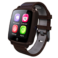 New Smart watch U11c Smartwatch MTK2502 Bluetooth Wristwatch Camera Mp3/mp4 SIM card Men Watch smart electronics for IOS android
