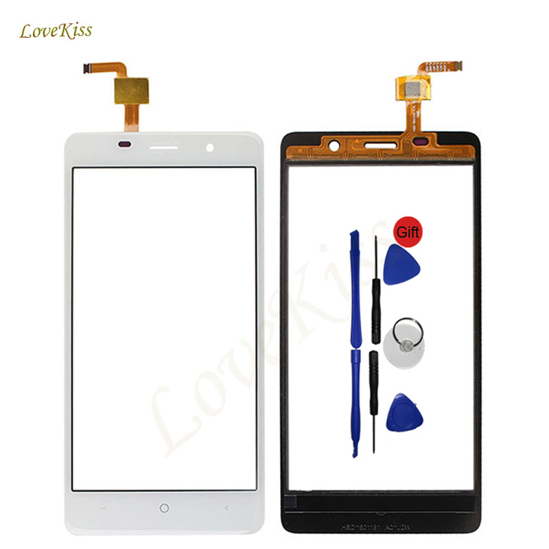 5.0 inch For Leagoo M5 Touch Panel Screen Digitizer Touchscreen Sensor Front Glass Outer Lens Replacement Tracking No. Tools|front glass|glass lens|screen digitizer - title=