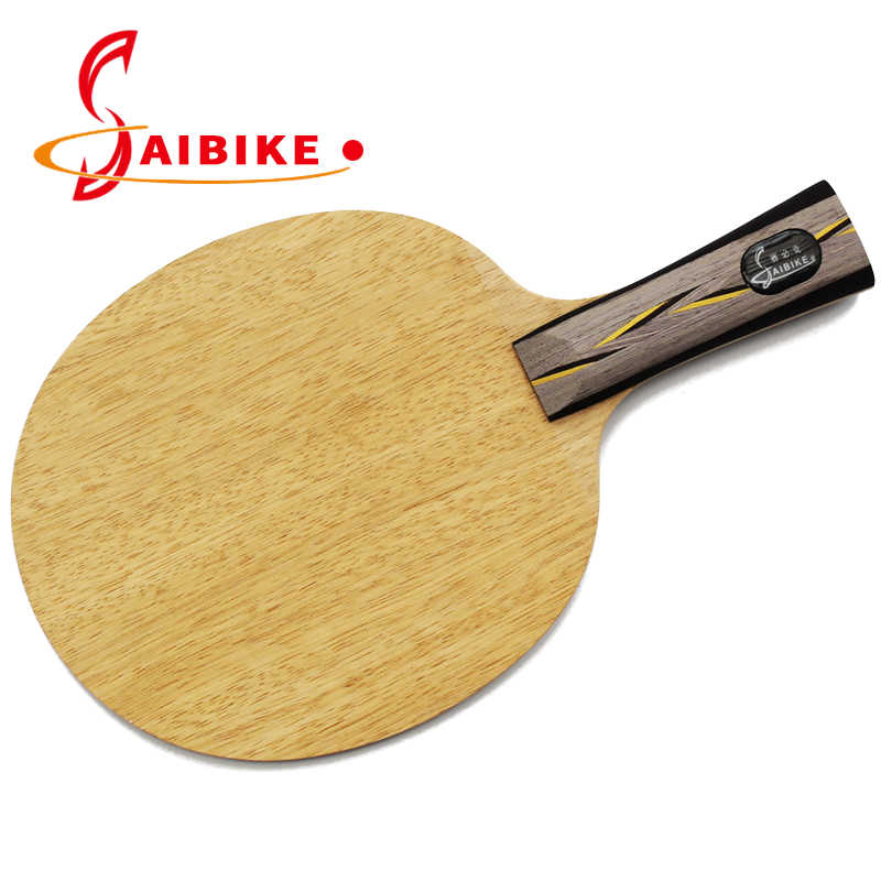 Saibike Malin carbon table tennis blade table tennis racket ping pong racket long handle