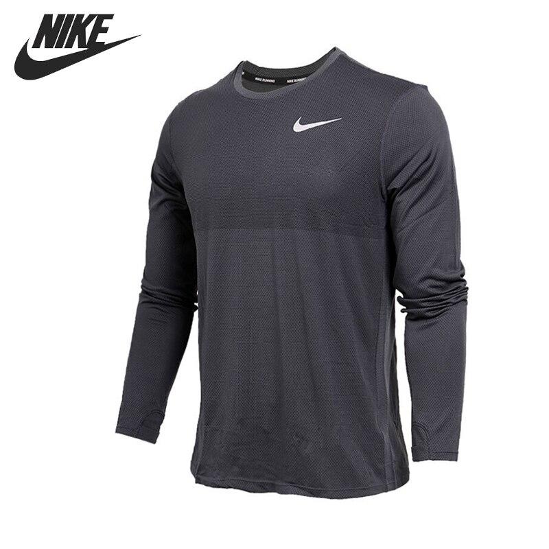 Prix pour Original Nouvelle Arrivée 2017 NIKE Hommes de T-shirts À manches Longues Sportswear