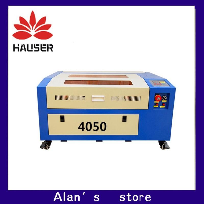 Livraison gratuite Co2 laser machine de gravure cnc laser, 5040 machine de gravure CO2 laser cutter laser machine de marquage
