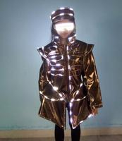 СВЕТОДИОДНЫЙ световой униформа официанта очках и шляпе растет засветиться DS DJ вечерние бар КТВ ночной клуб официанта одежда