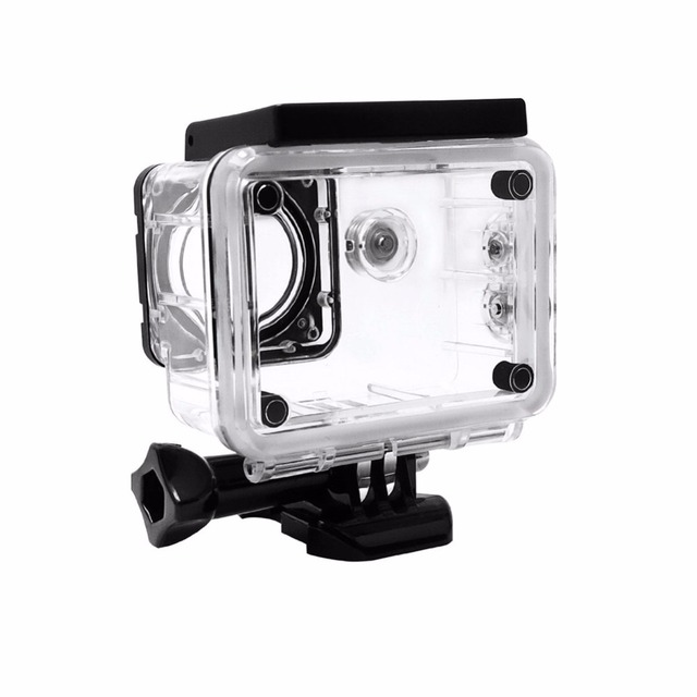 Sport Action Camera Box Case Waterproof Housing Case For Camera Accessories SJ4000 SJ4000+ SJ7000 SJCAM With Black Edition