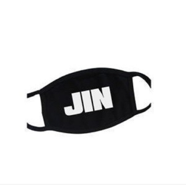 1Pcs Newest Cartoon Kpop Fashion Letters Women Men Muffle Face Mouth Masks Cotton Dustproof Mouth Face Mask Anime Dropship 5