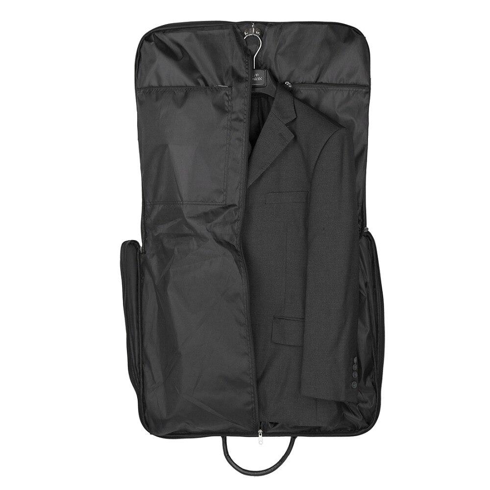 zipper com braçadeira cabide terno Material Principal : Nylon