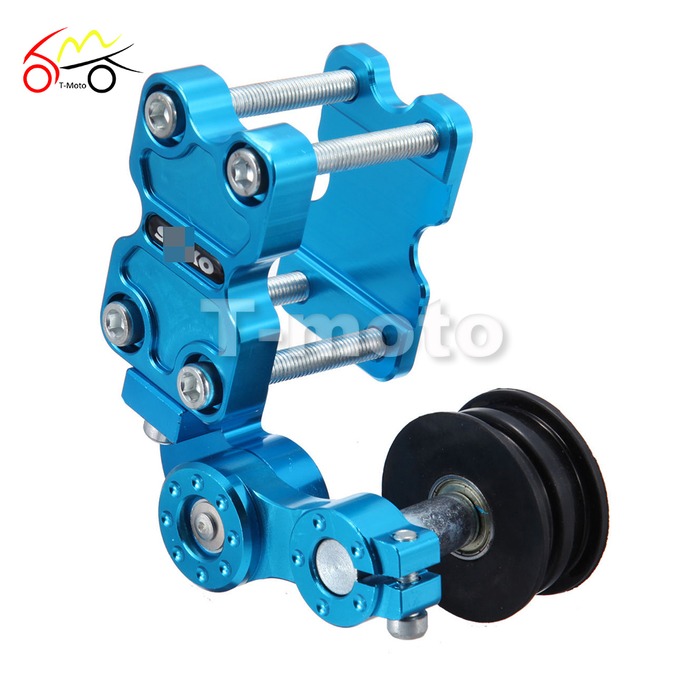 motorcycle Chain Tensioner Chain adjuster For ktm duke 125 200 390 ...