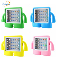 2017 New Hot 3D Anti Shock DropSilicone Case For Apple Ipad 2 3 4 9 7