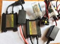 H7 Xenon HID Conversion Kit 12V 55W DC 4300K 6000K 8000K 10000K 12000K HID Xenon Kit
