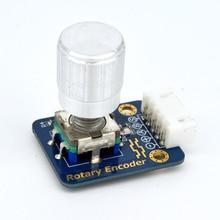 Adeept New Rotary Encoder Module 360 Degree Rotation for Arduino Raspberry Pi ARM AVR DSP PIC Freeshipping headphones diy diykit