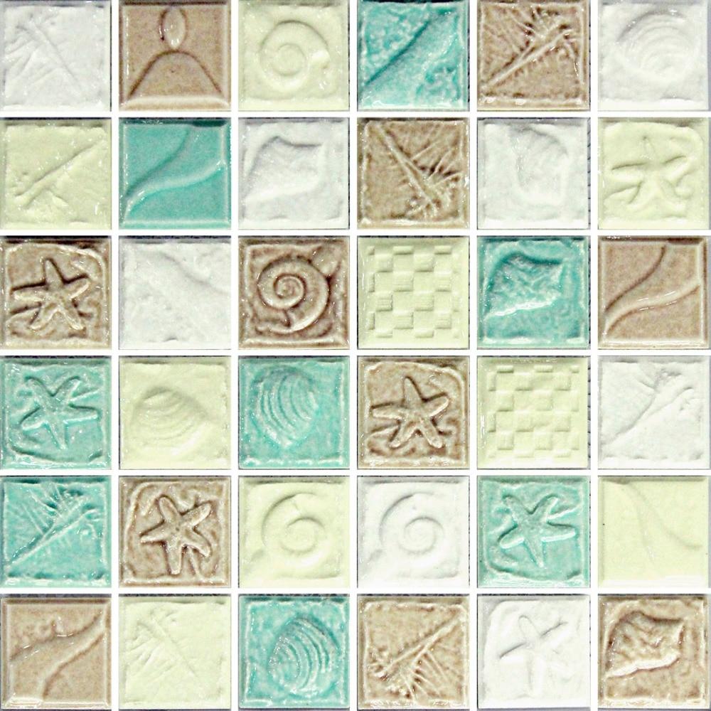 Classic Ceramic Mosaic Tile Kitchen Backsplash Tile