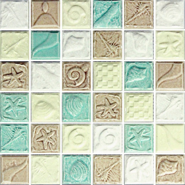 classic ceramic mosaic tile kitchen backsplash tile bathroom wall ...
