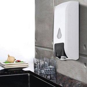 Image 4 - 트리플/더블 샤워 비누 디스펜서 벽 마운트 액체 비누 샴푸 디스펜서 dispensador de jabon distributeur de savon