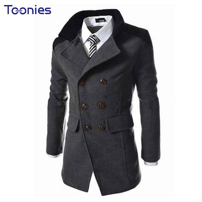 Popular Cool Mens Overcoats-Buy Cheap Cool Mens Overcoats lots ...