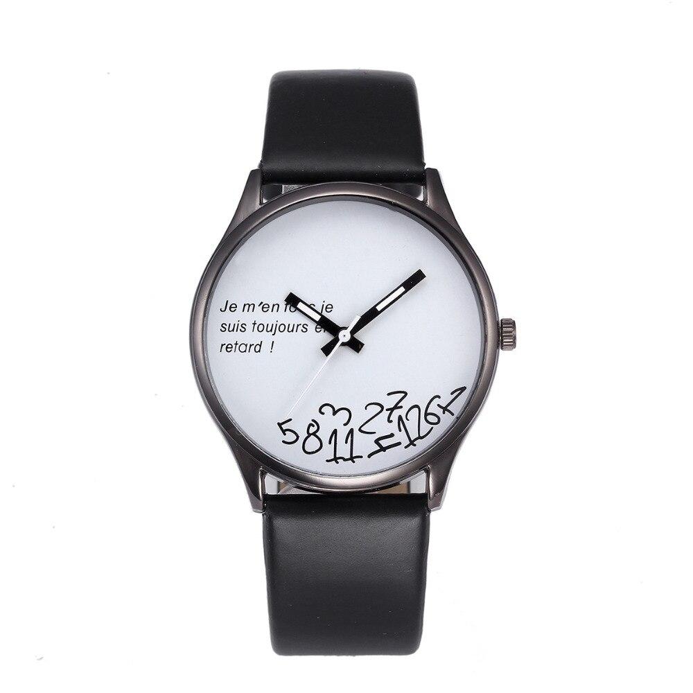 men watches 2019 new arrival top brand luxury Fashion Design Leather Band Analog Alloy Quartz Wrist Watch relogio masculino 30X