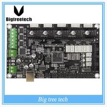 BIQU BIGTREETECH GEN V1.0 платы контроллера 3D Принтера 4 слоев PCB МКС Gen V1.4 Ramps1.4/Mega2560 R3 a4988/DRV8825/TMC2100