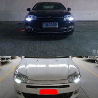 NightLord 2pcs Drl Light G4 Hp24w 32 4014 12V G4 Led Bulbs Daytime Running Lights For