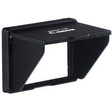 C30 LCD Display screen Protector Pop-up solar Shade liquid crystal display Hood Protect Cowl for Digital CAMERA FOR CANON G1X G7X G5X G9X G16 MARK II S120