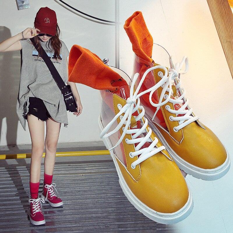 ECTIC women's Vulcanize Shoes w