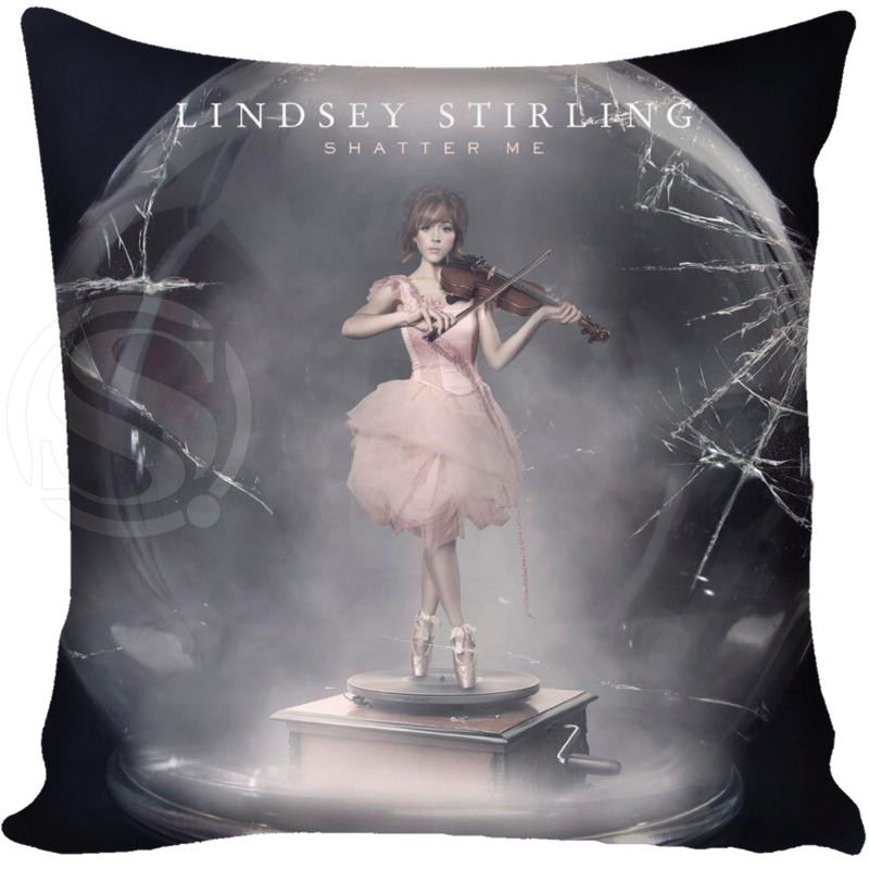 G0309 Top Shatter Me Lindsey Stirling Style پرش به بالش خانه سفارشی بهترین فروش داغ