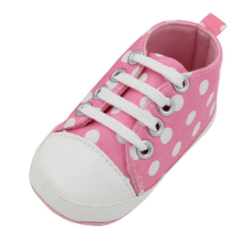 Brand New Cute Infant Comfortable Toddler Baby Boy Girl Soft Shoes Sneaker Canvas shoes