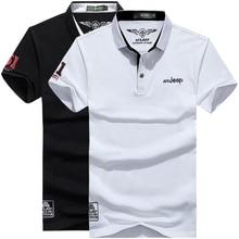 Polo de algodón de marca de alta calidad para hombre, camiseta informal lisa, camisa, polos para hombre