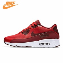 Original New Arrival Official NIKE AIR MAX 90 ULTRA 2.0 Men's Breathable Running Shoes Sneakers  Trainers