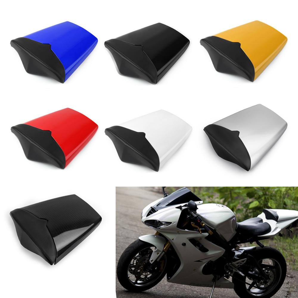 Areyourshop Motorcycle ABS Plastic Rear Seat Cover Cowl For Triumph Daytona 675 2009-2012 Motorbike Part New Arrival