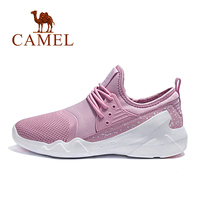 CAMEL Autumn Women's Running Shoes Comfortable Stability Shockproof Sports Shoes Lifestyle Outdoors Shoes Sneakers
