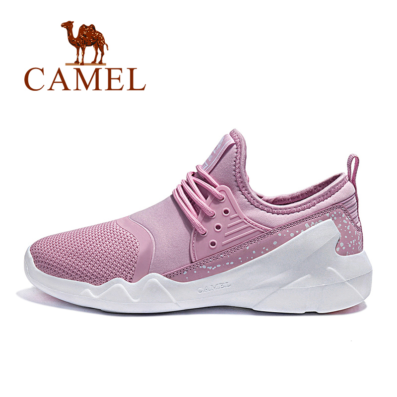 CAMELO Outono Estabilidade de Funcionamento das Mulheres Sapatos Confortáveis Sapatos de Estilo de Vida Ao Ar Livre À Prova de Choque Esportes Sapatos Sneakers