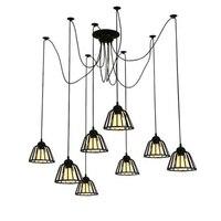 Bedroom Light Vintage Pendant Lamp Industrial Pendant Light Dining Room Lamp Modern Hanging Lamps for Kitchen led Lamp