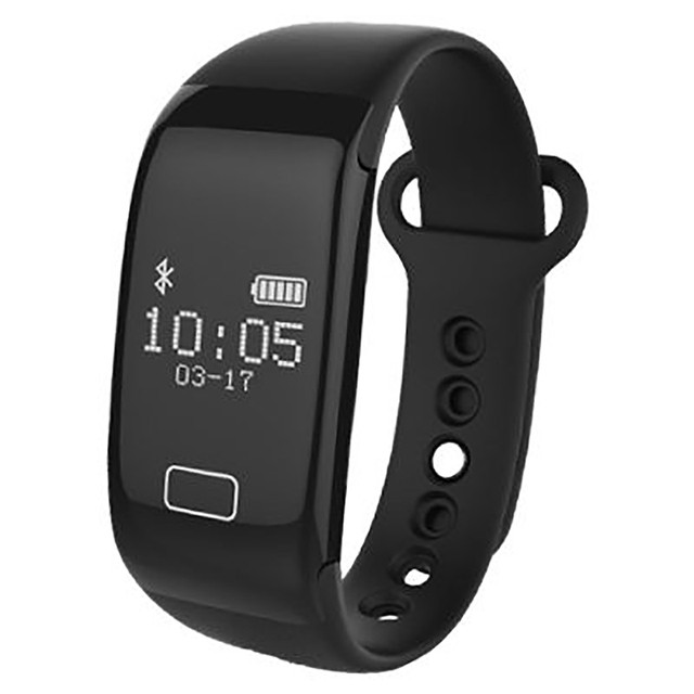 Original K18S smart bracelet with Blood O2 wristband Heart Rate Fitness Tracker Monitor Bluetooth Watch For iOS Android PK JW018
