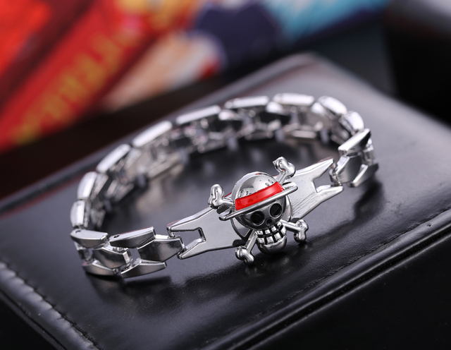 One Piece Cosplay Bracelet