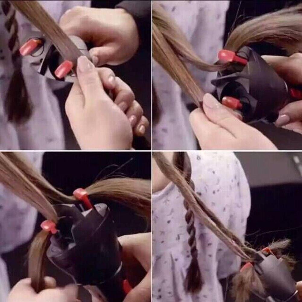 1pc DIY Braid Hair Braider Hairstyle Құрал Childs Fast Editing - Шаш күтімі және сәндеу - фото 4
