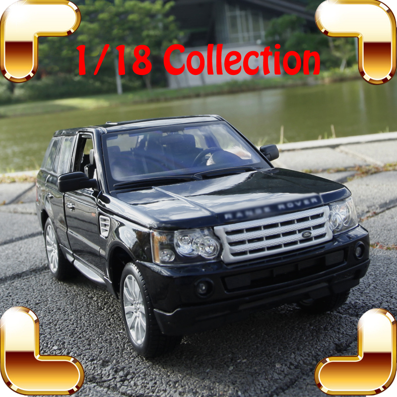 New Year Gift RR 1/18 Large Model Car Metal Vehicle SUV Car Front Decoration Alloy Luxury Present Men Collection Die-cast Toys new year gift gallargo 1 18 large model metal car metallic scale simulation diecast alloy collection toys vehicle present