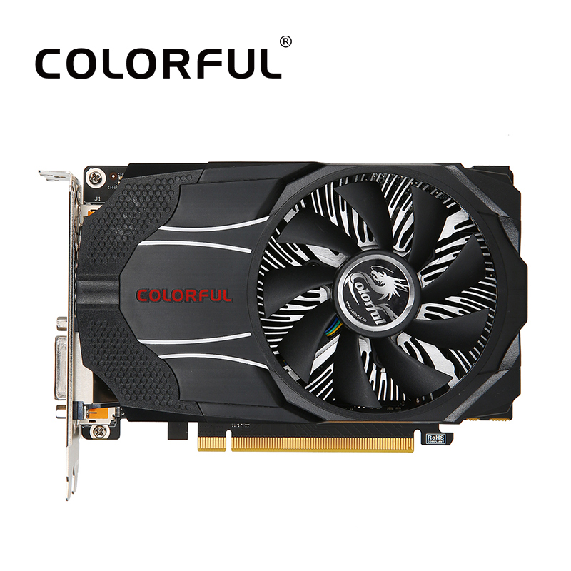 Colorful NVIDIA GeForce GTX1060 Mini OC 6G Graphics Card 1531 1746MHz 8Gbps GDDR5 192bit PCI E
