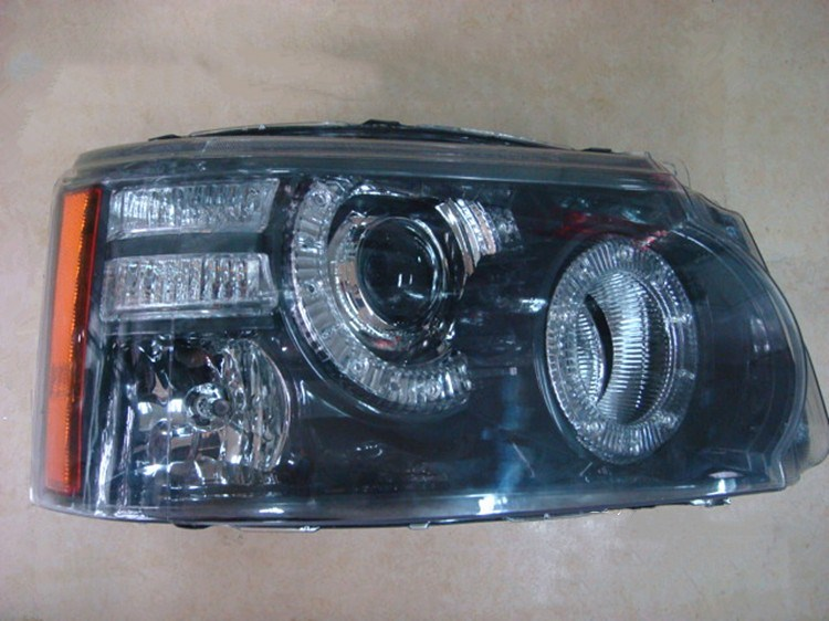 eOsuns headlight assembly for Land Rover Range Rover Sport Edition 2010,2pcs