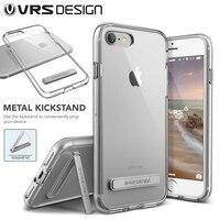 Original VERUS For Apple IPhone 7 7 Plus Preminum Shockproof Ultra Thin Crystal Soft TPU Clear