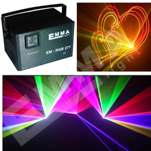 High Power Mini 5W RGB Full Color Animation Laser Light /Outdoor Stage Ligjhting /Advertising Laser Projector
