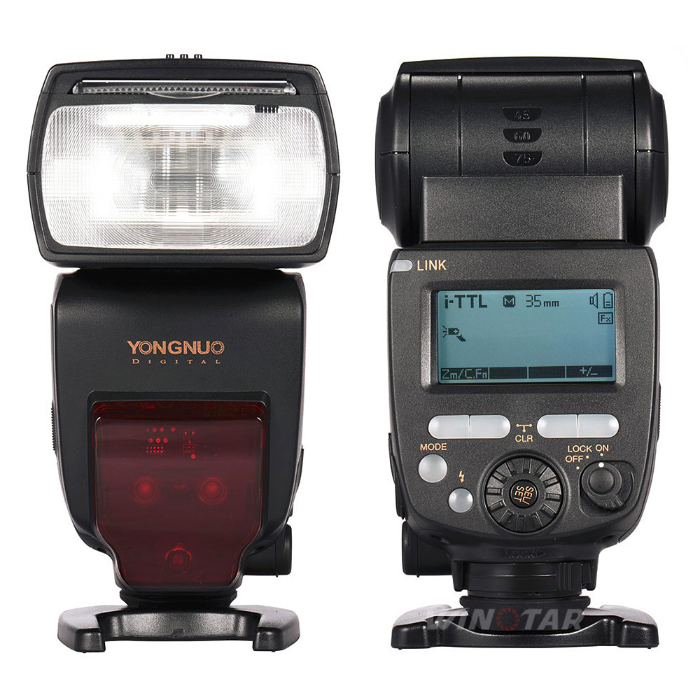 YONGNUO YN-685N i-TTL HSS Wireless Flash Speedlite For Nikon D810A D810 D800 D3400 D610 D750 D7200 D7500 D5 D5600 D500 D7100 D4s viltrox jy 610nii ttl lcd speedlite camera flash for nikon d700 d800 d810a d3100 d3200 d5500 d5600 d7500 d7200 d500 d5 d90 d610