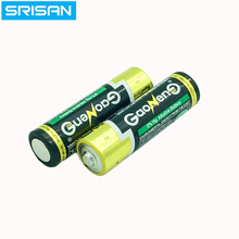 hot deal buy srisan new 12pcs/lot 12x bateria 1.5v aa battery alkaline batteries aa batteries environmental protectio batteries hot selling