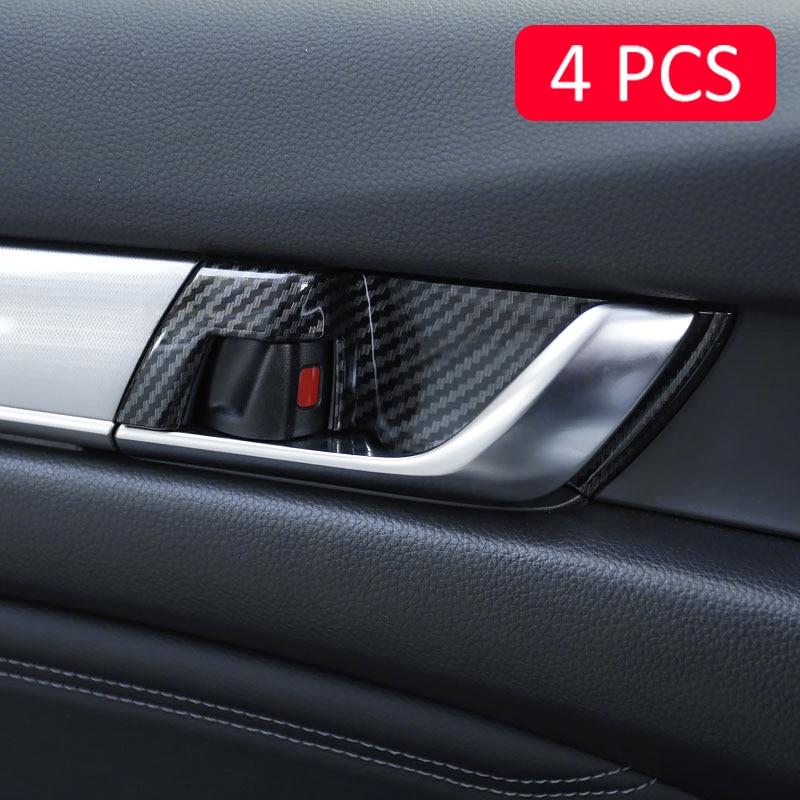 For Honda Accord Hybrid 2018 2019 Carbon Fiber Interior
