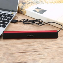 N12 Usb Laptop Portable stereo Speaker Audio Soundbar mini USB laptop portable speakers Sound Bar Speakers to pc hot new
