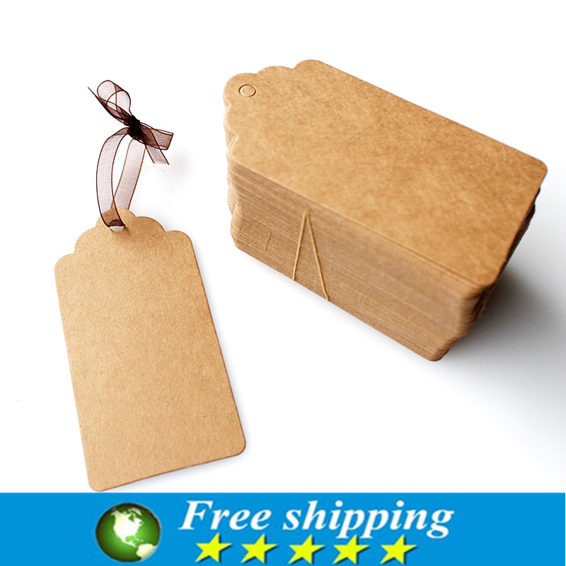 Popular Cardboard Gift Tag-Buy Cheap Cardboard Gift Tag lots from ...
