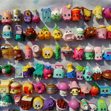New 50pcs mix Mini Furniture Food Fruit Dolls lol Pretend Play Shop-season 1 2 3 4 5 6 7 Action Figures Toy Kids Girls Gif