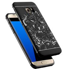 Drop Resistance Armor Anti Hit Silicone Case For Samsung Galaxy S7 Edge G935 5.5